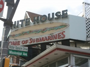 If you want to skip the local adventure but still get the great sandwich, they also have a location right inside The Trump Taj Mahal.