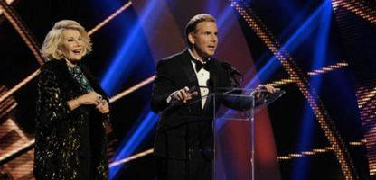 Tom Cotter and Joan Rivers roast the AGT judges at the finale. Watch the clip to see how the The Big Boys do it.